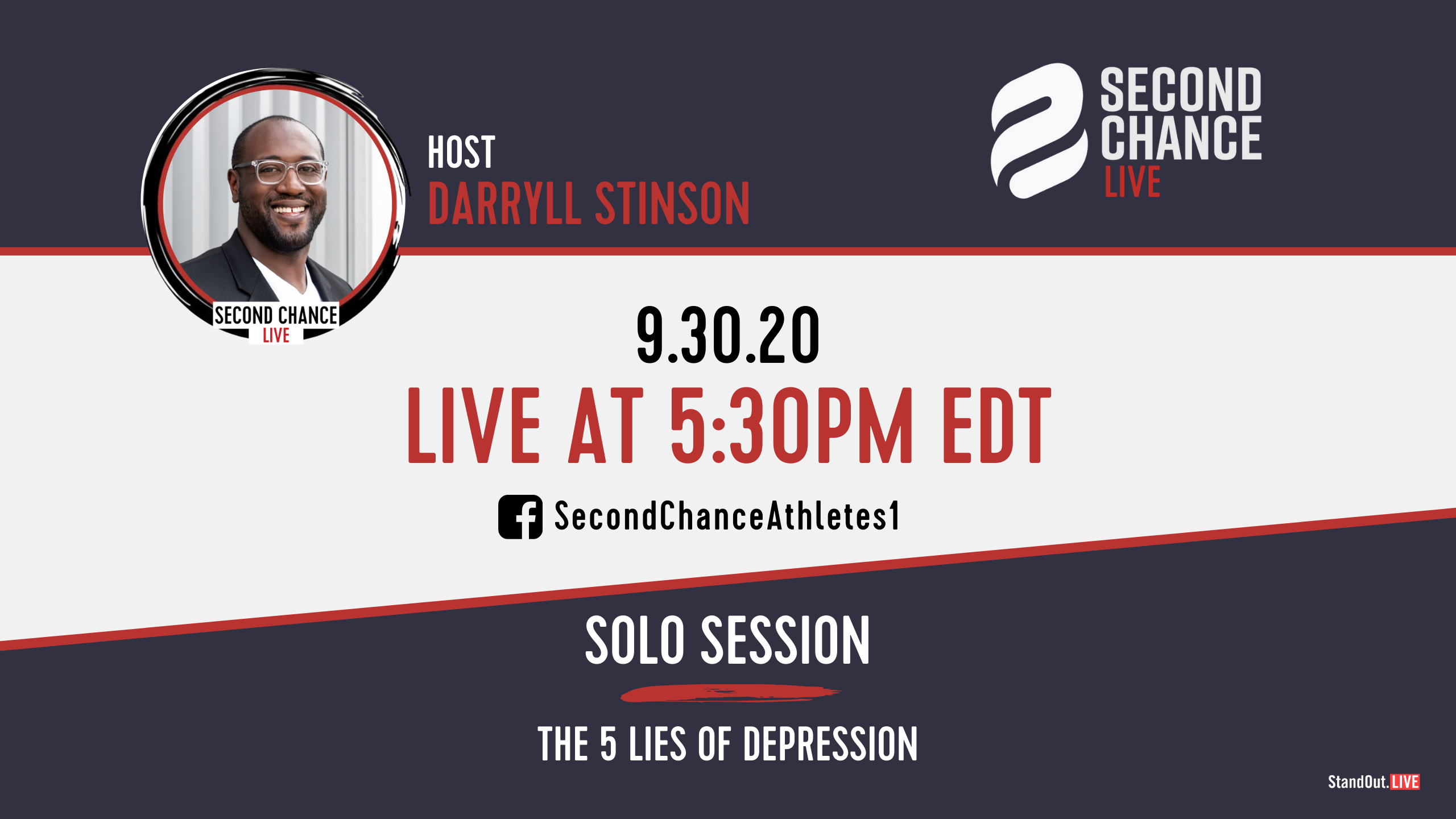 Second Chance LIVE – Solo Session