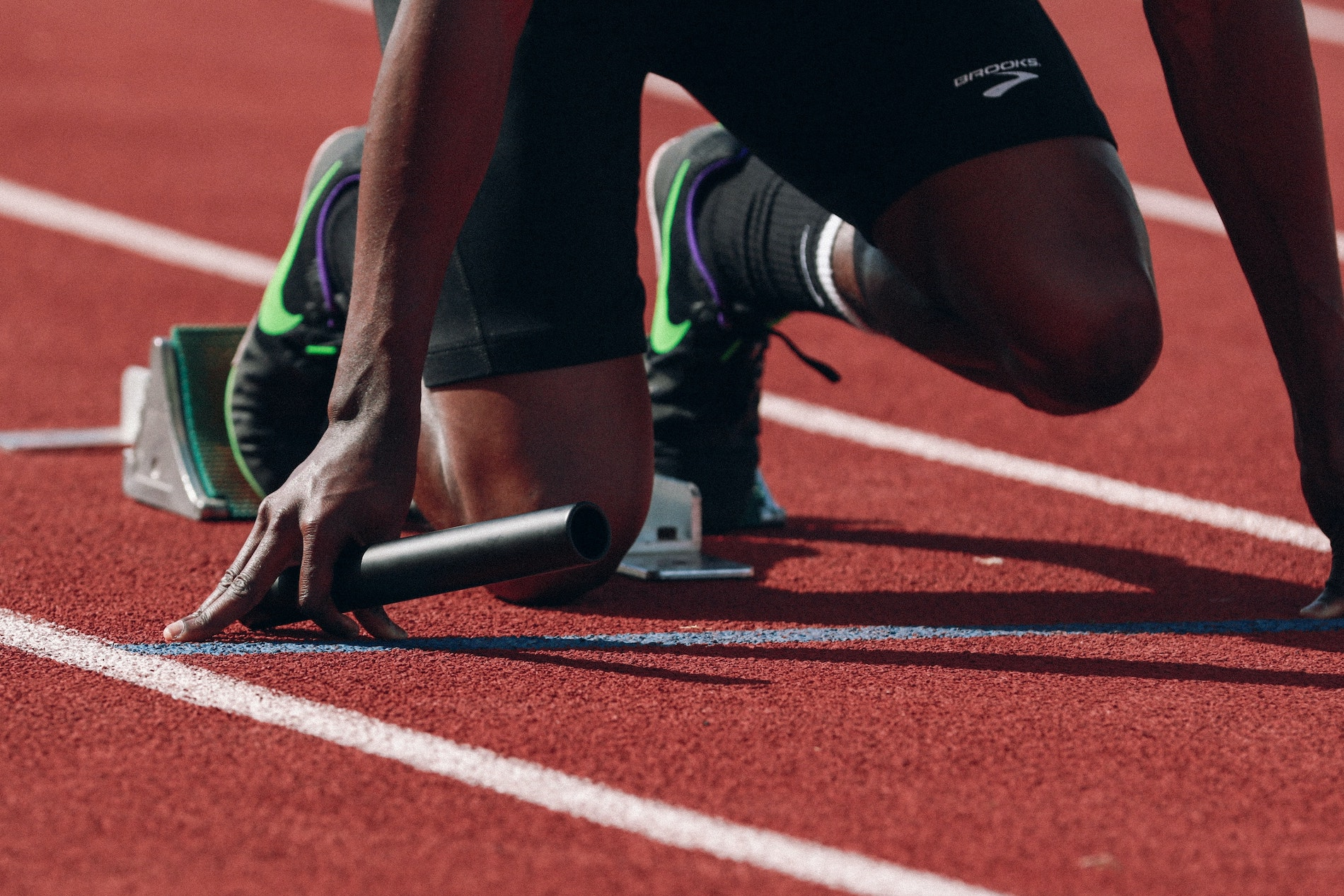 Leveraging Your Athletic Experience: Energy