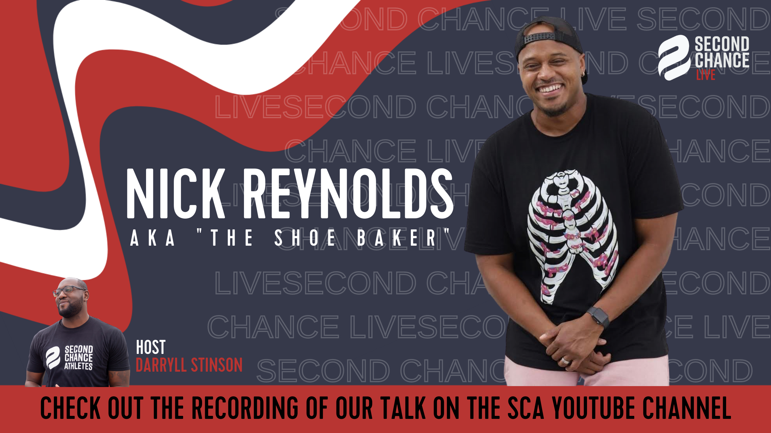 Second Chance LIVE -with Nick Reynolds